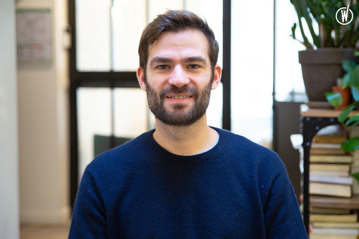 Rencontrez Alexandre, CEO - Koober