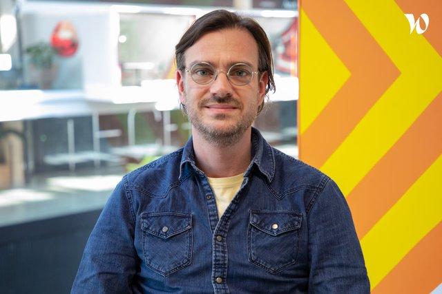 Rencontrez François-Xavier, Co-founder & Head of Sales - SkyBoy