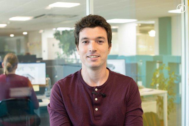 Meet Urbain, R&D Engineer - Exotec