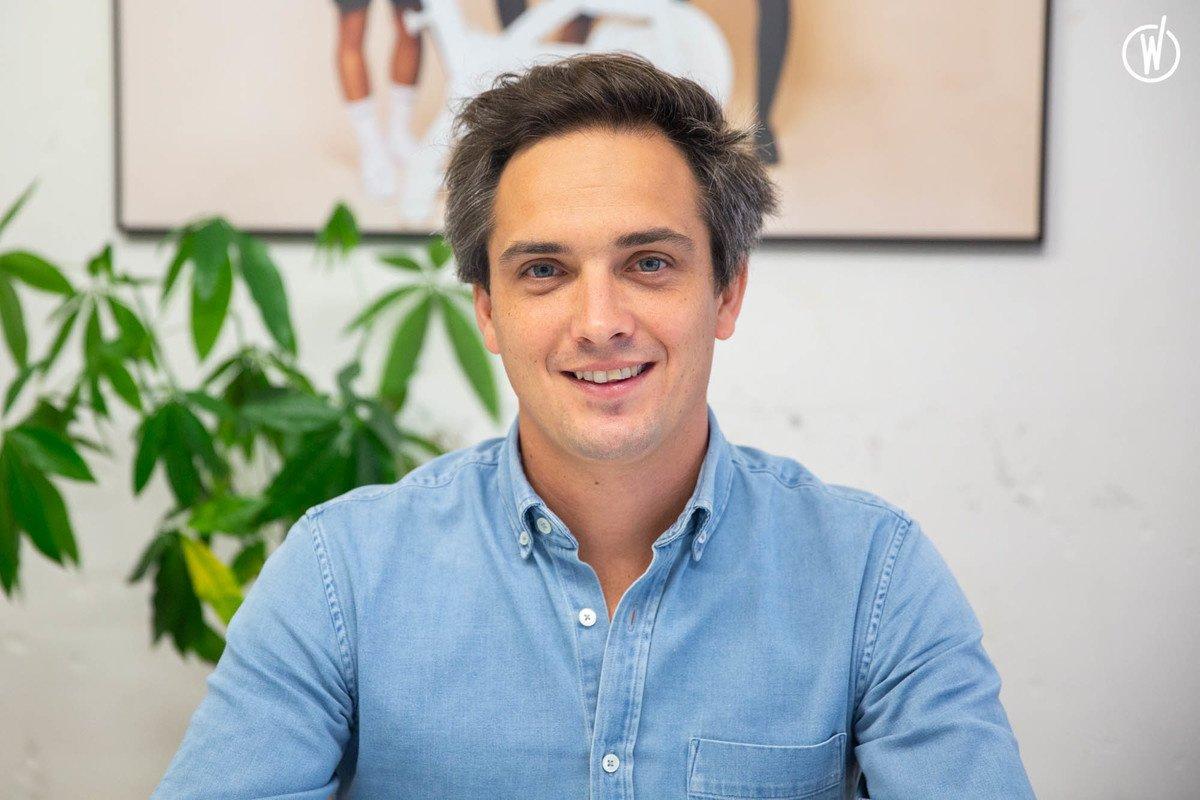 Rencontrez Jonathan, Fondateur et directeur général - dynamo cycling