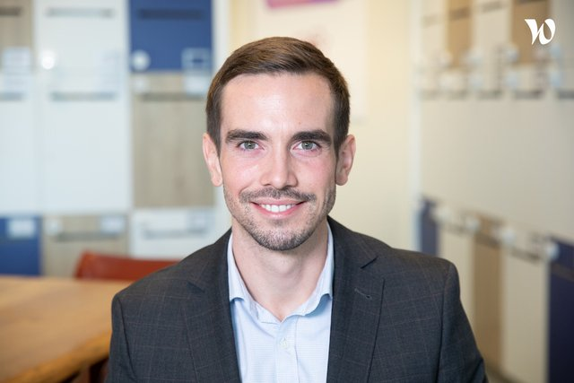 Rencontrez Thomas, Gérant Conseil / Analyste - Natixis