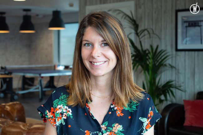 Rencontrez Charlotte, Regional Growth Manager - JUST EAT