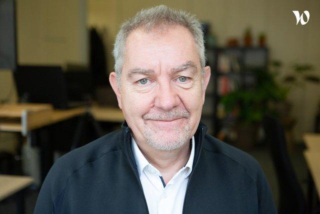 Rencontrez Eric, Cofondateur /CEO / CTO - ŌPUN