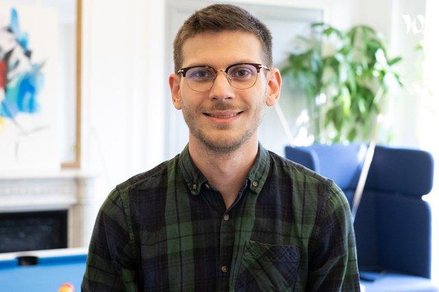 Rencontrez Théo, Développeur Web - TABSTERS