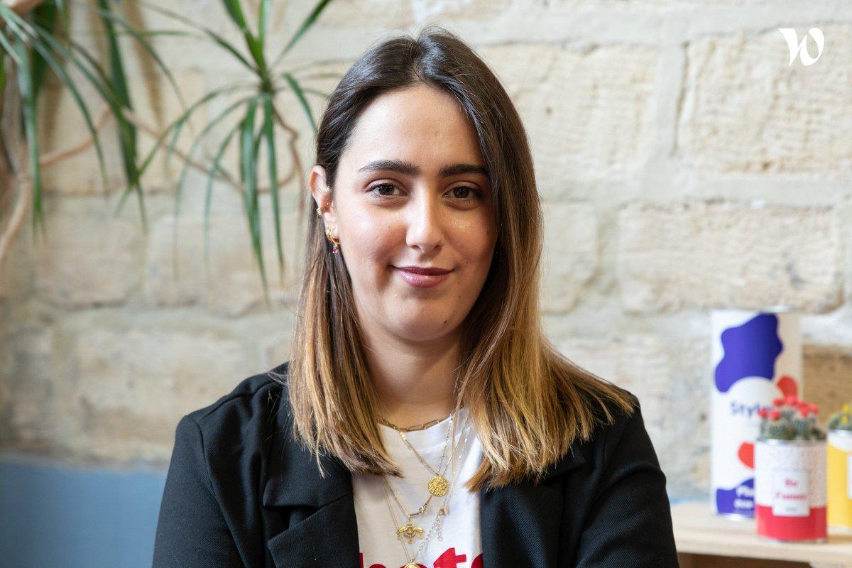 Rencontrez Camille, Commerciale Stylée - RUN BETTER