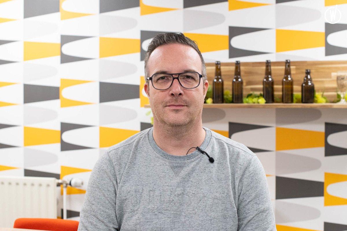 Rencontrez Michael, CTO - Saveur Bière