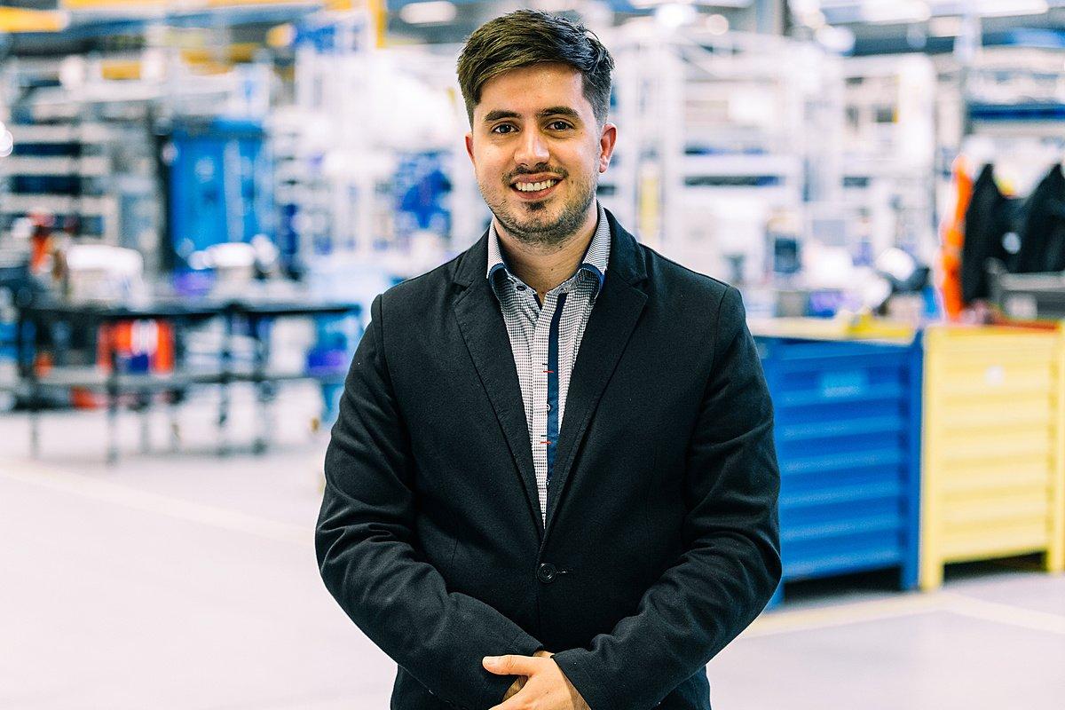 Michal Průša, Projektový specialista - Siemens - závody