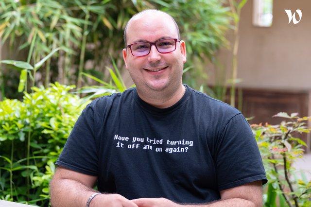 Rencontrez Pierre, Co-fondateur et CTO - Front-Commerce
