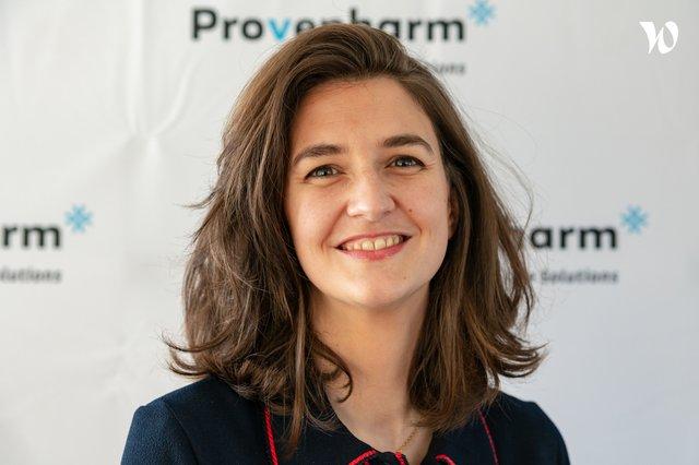 Rencontrez Natacha, Customer Centric Manager - Specialist - Provepharm Life Solutions