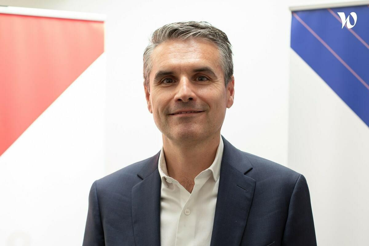 Rencontrez Laurent, Directeur Associé de l'entitité Aressy / Epoka - Aressy & Associés