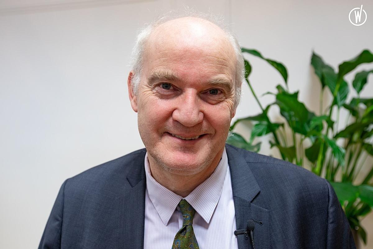 Rencontrez Olivier, Directeur Général - MIF