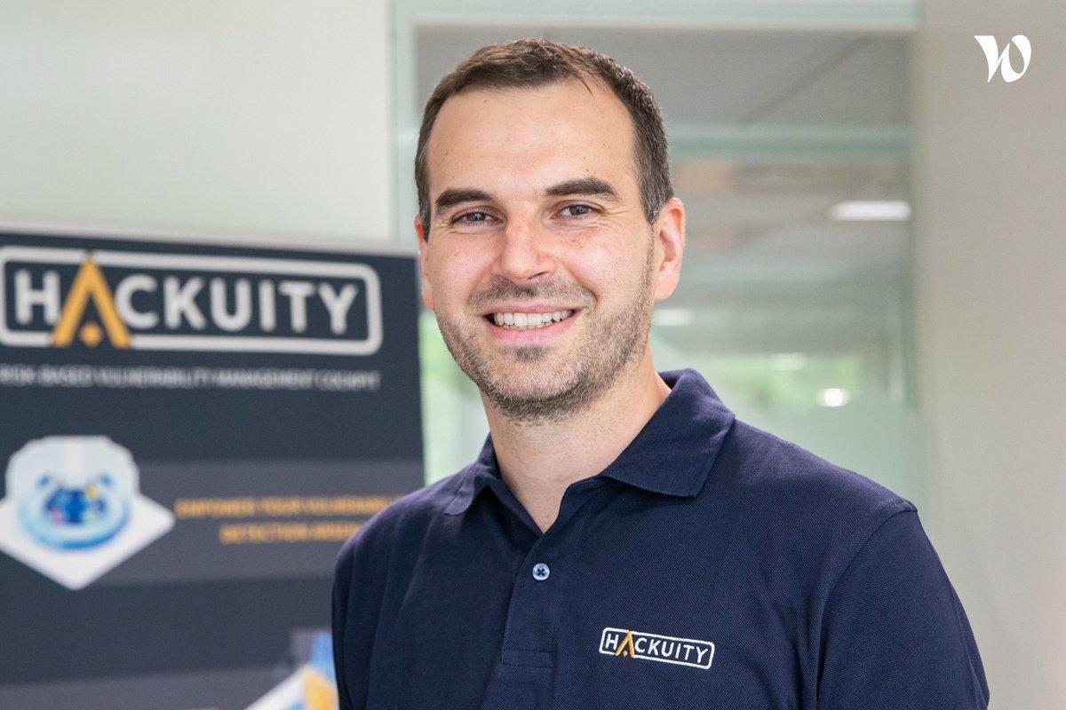 Rencontrez Rémy, Head of Sales - HACKUITY