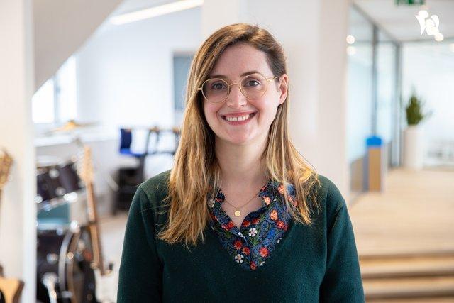 Rencontrez Camille, Consultante Manager et Leader de la Communauté Digitale - Lamarck Group
