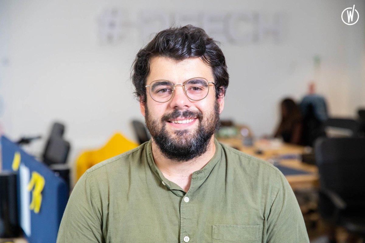 Rencontrez Yannick, Senior Creative Strategist - Reech