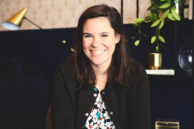 Rencontrez Caroline, Business developer & Innovation consultant - Schoolab