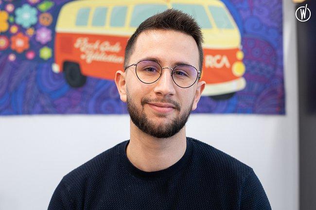 Rencontrez Aël, Ingénieur Système - RCA