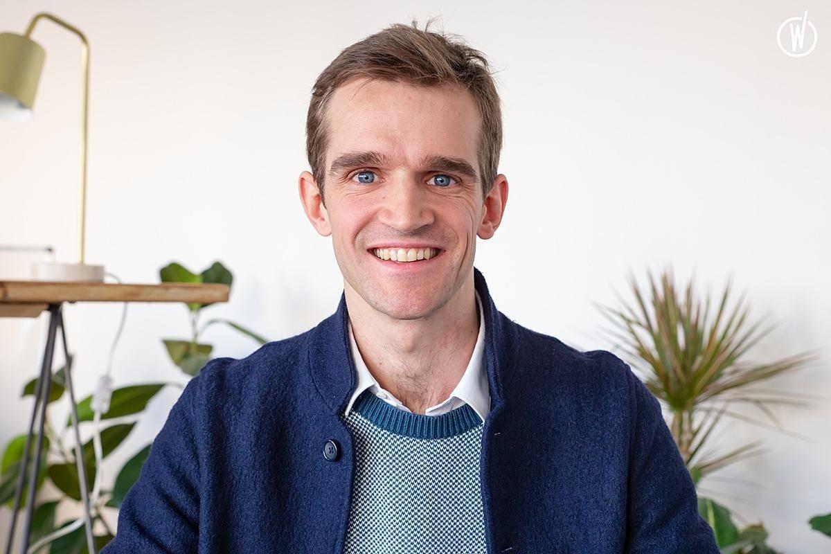 Rencontrez Paul, Co-Fondateur et Responsable commercial - Parkours