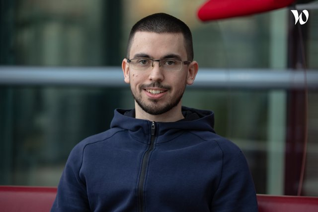 Rencontrez Dylan, Tech Lead - La Sécurité sociale
