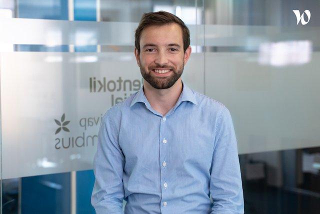 Rencontrez Antoine, Directeur Ambius - Rentokil Initial
