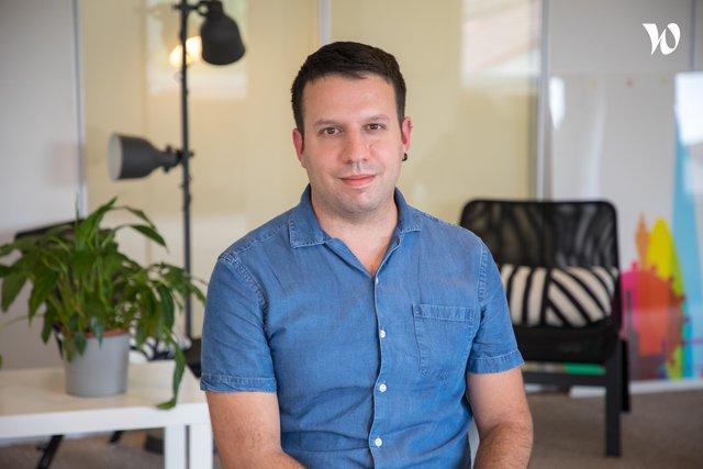Meet  Francesco, Biology & Chemistry R&D manager  - BforCure