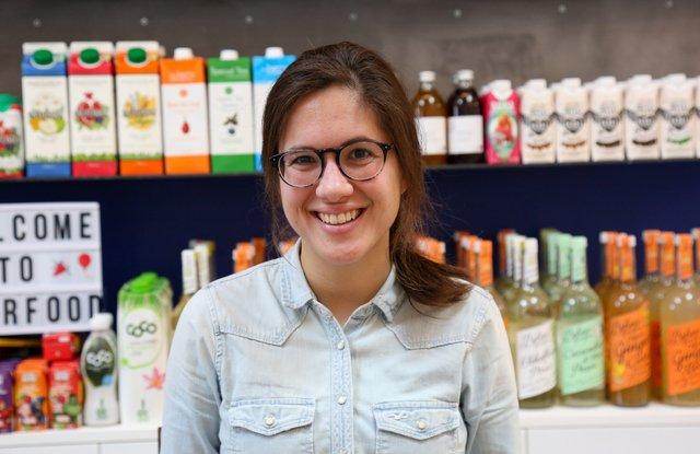 Rencontrez Eléonore, Responsable Marketing - Alterfood