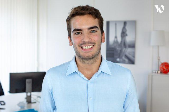 Rencontrez Mathieu, Consultant Junior - Groupe Ingena