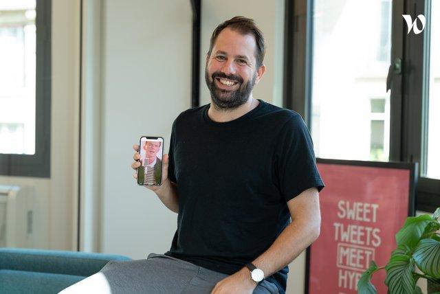 Discover Francescu, CTO & Co-founder - mojo