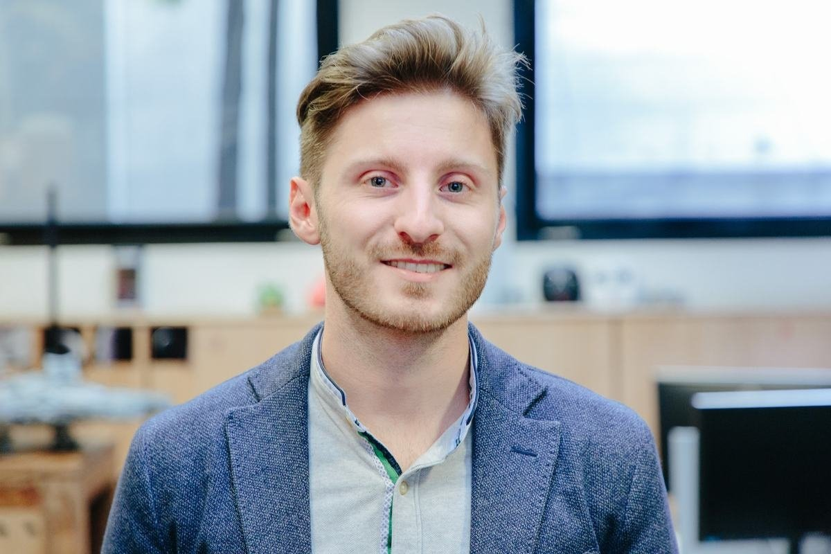 Meet Gaétan, Lead Sales Engineer - Wezen