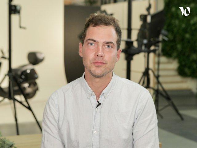 Rencontrez Edouard, CEO & Fondateur - PictHouse