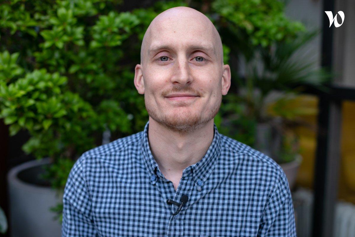 Rencontrez Christophe, Head of Marketing & Communication - Teester