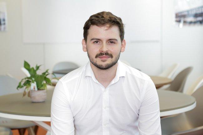 Rencontrez Tristan, Chargé de Catégorie E-Commerce - Jeux vidéo - L-Commerce – Mouvement E.Leclerc