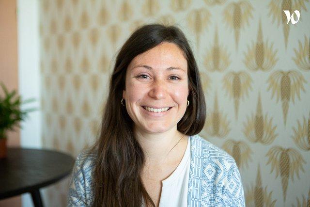 Rencontrez  Elodie, Directrice du développement : Accompagnement - Linklusion