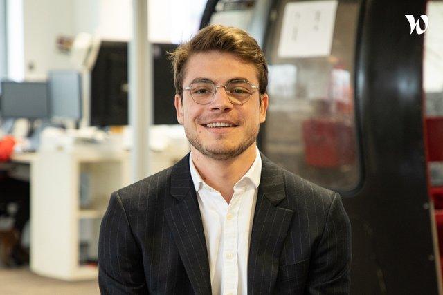 Rencontrez Antoine, Consultant Manager Cybersecurity - LINKBYNET