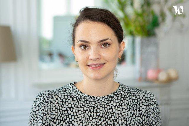 Rencontrez Louise, Chef de projet Social media - Teaminside