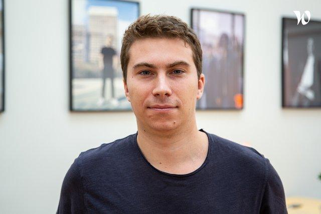 Rencontrez Romain, Co fondateur et CEO - Groover