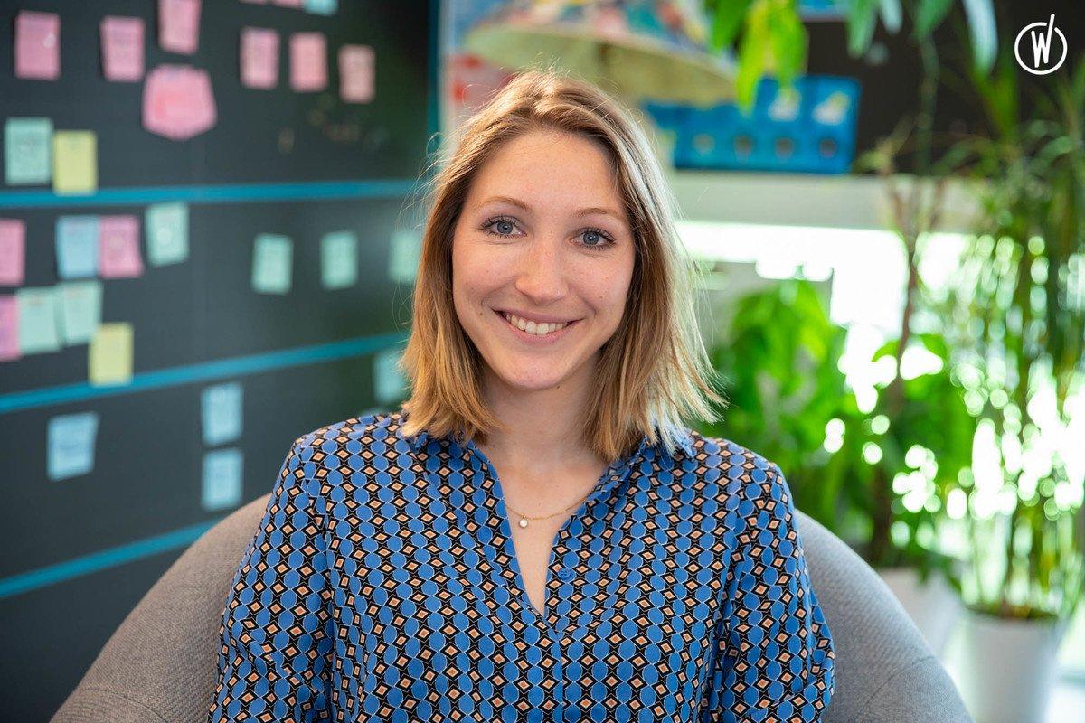 Rencontrez Céline, Chef de projet digital - Quable