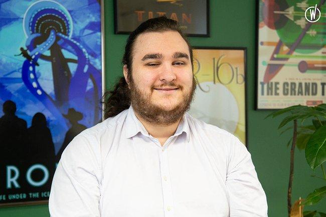 Rencontrez Mathieu, Lead dev - Humanoid