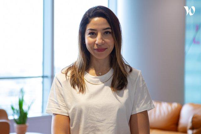 Rencontrez Fatima-Ezzahra, Manager dans l'équipe Consumer Goods & Retail - BearingPoint France