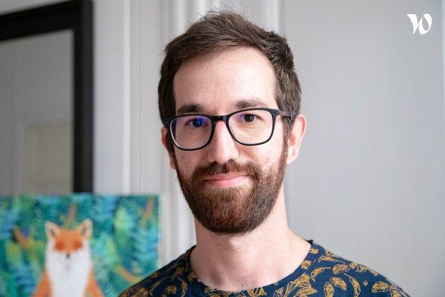 Rencontrez Florian, CPO - Tilkee
