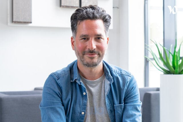 Rencontrez Davy, Head of Product & Delivery - kwote