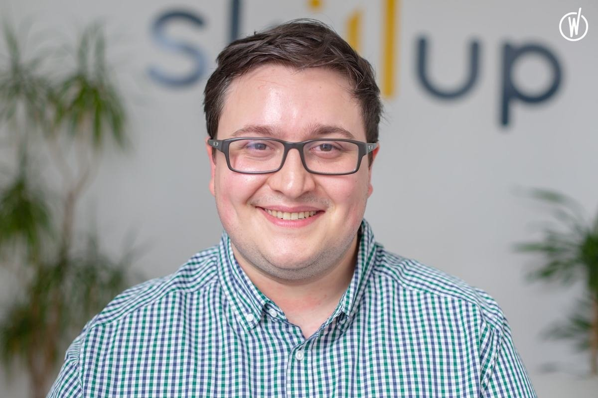 Rencontrez Victor, Lead Developer - Skillup.co