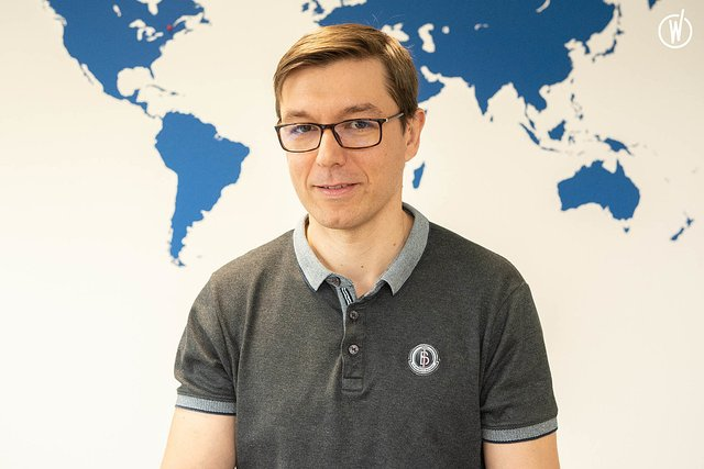 Meet Vincent, Product Director - OnCrawl
