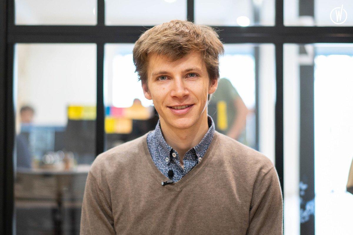 Rencontrez Grégoire, CEO - Padam Mobility