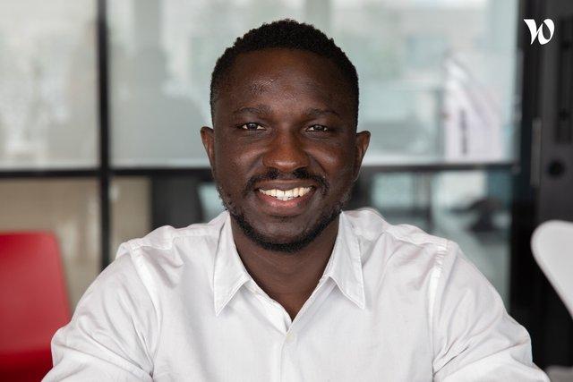 Rencontrez Ousseynou, Paid Social Executive - GroupM