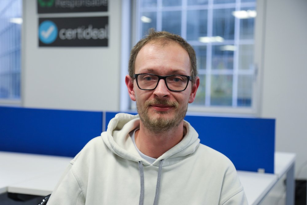 Rencontrez Christophe, CT0 - Certideal