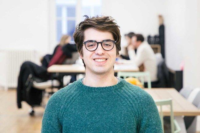 Rencontrez Adam, Business developer - Shoootin