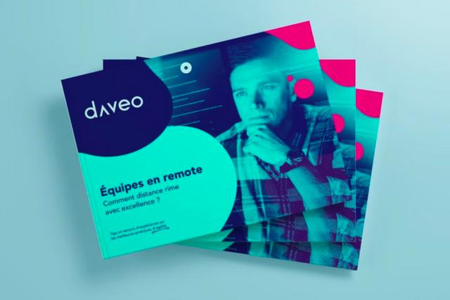 L'agilité en remote - Daveo