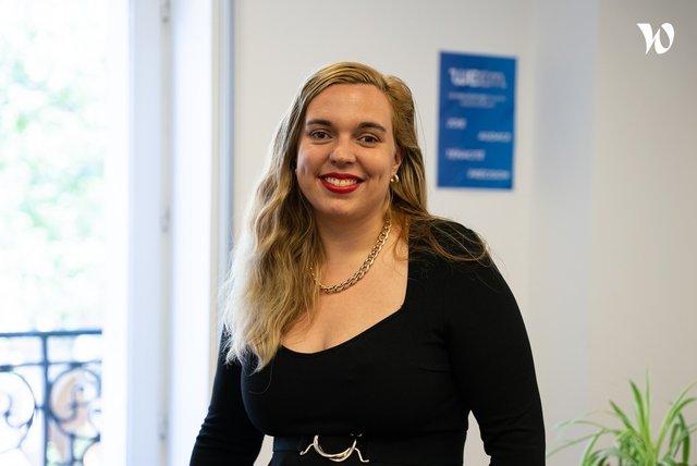 Rencontrez Isabelle, Marketing Manager - Weem