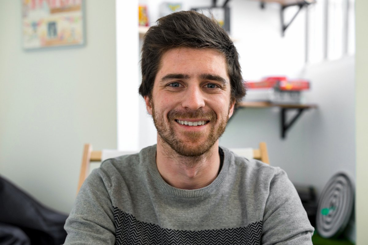 Rencontrez Olivier, Product & International Business Development Manager - Worklife (ex Yoopies)