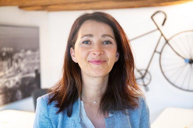 Rencontrez Anne-Sophie, Conseiller en Immobilier - L'unique - Immobilier et Financement
